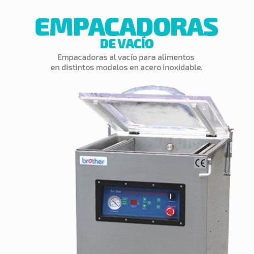Empacadora de Vacio DZQ500